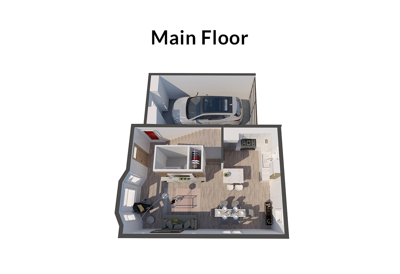 Brock house plans